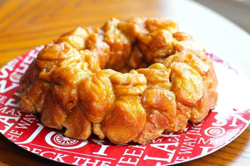 Mom's Monkey Bread