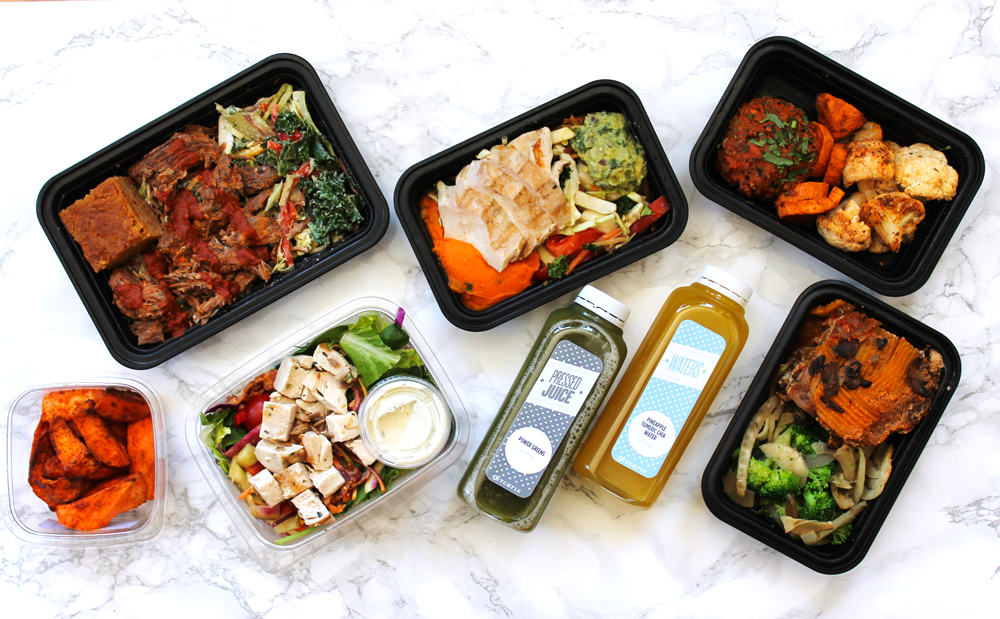 Low Carb Food Delivery Service