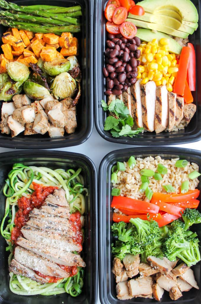43 Healthy Meal Prep Recipes Thatll Make Your Life Easier Smile