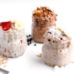Overnight Oats in a Jar: 3 Quick and Healthy Recipes