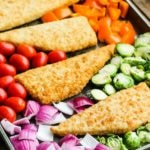 30-Minute One Pan Fish and Vegetables