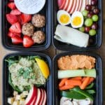 4 Healthy Snack Box Ideas