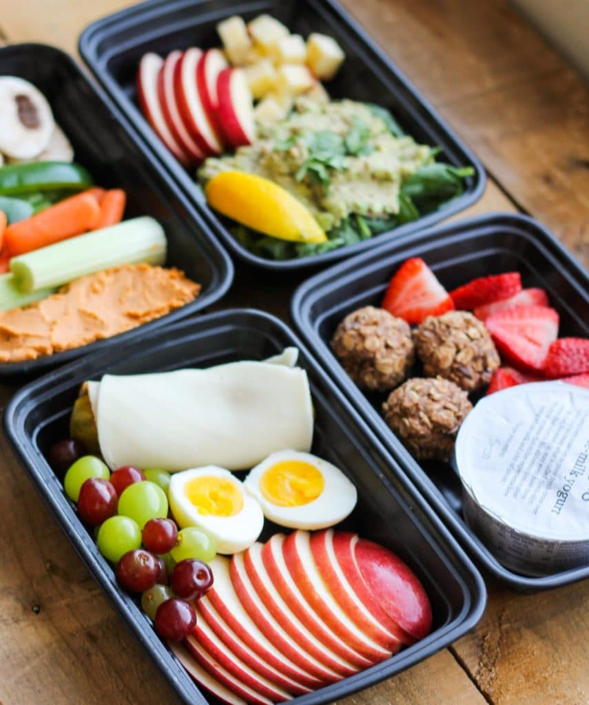healthy snack ideas for work, snack boxes