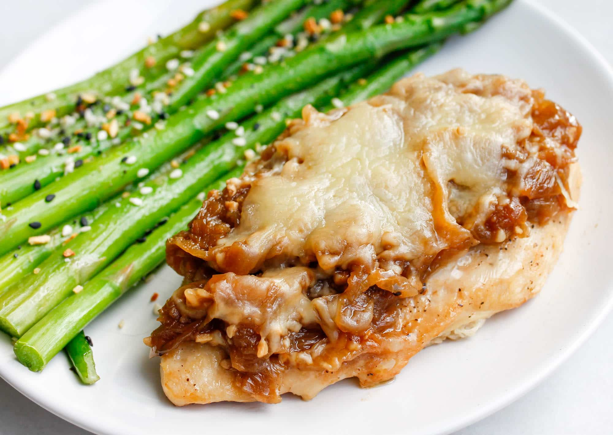 Quick French Onion Chicken